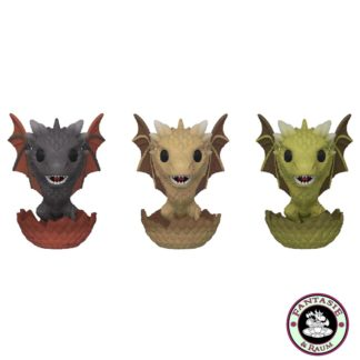 3PK Dragon Egg ECCC 2020