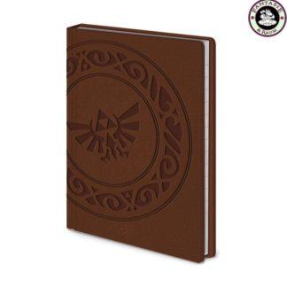 Legend of Zelda Premium Notizbuch A6 Triforce