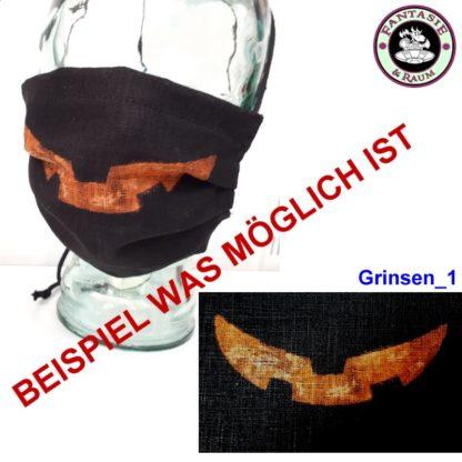 Maske Grinsen1