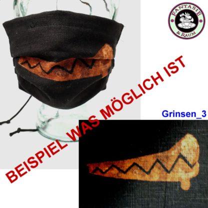 Maske Grinsen3