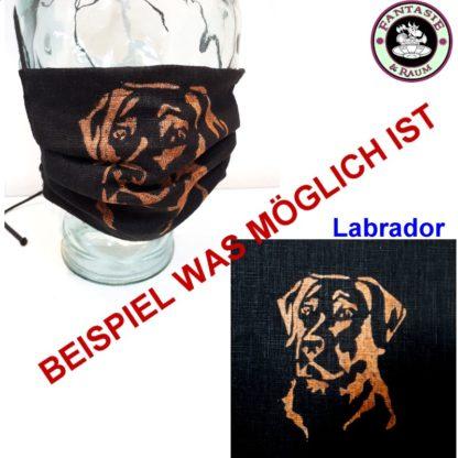 Maske Labrador