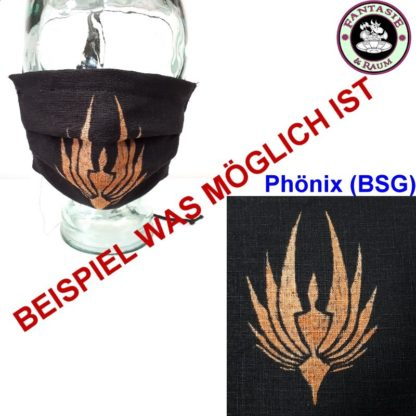 Maske Phönix