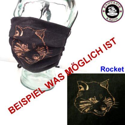 Maske Rocket