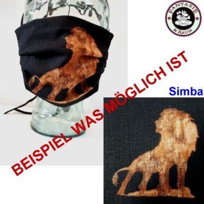Maske Simba