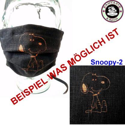 Maske Snoopy