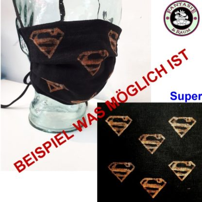 Maske Superman