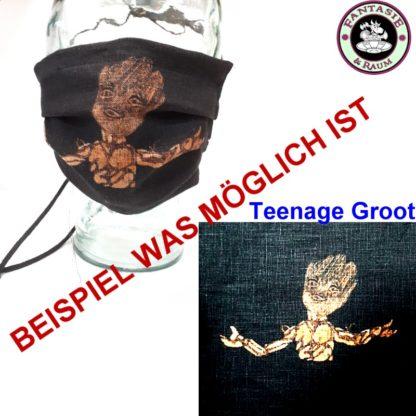 Maske TeenageGroot