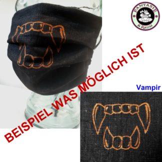 Maske Vampir