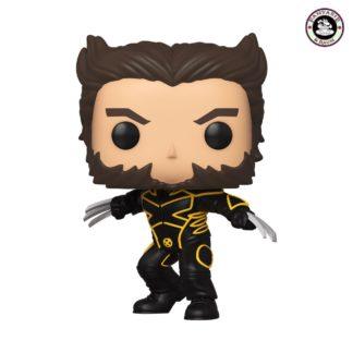 Wolverine In Jacket
