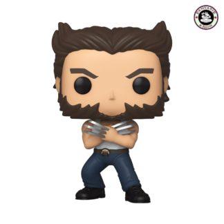 Wolverine In Tanktop