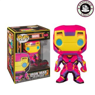 Black Light - Iron Man
