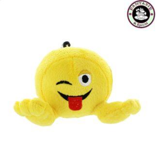 Emoji Plüsch Figur - Winky Tongue
