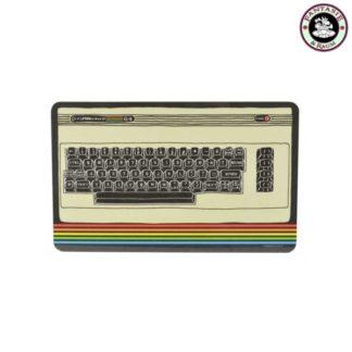 Frühstücksbrettchen Commodore 64
