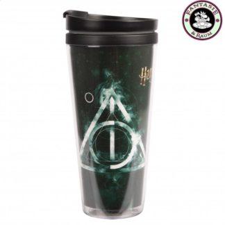 Harry Potter Mug 2 Go Becher Heiligtümer des Todes