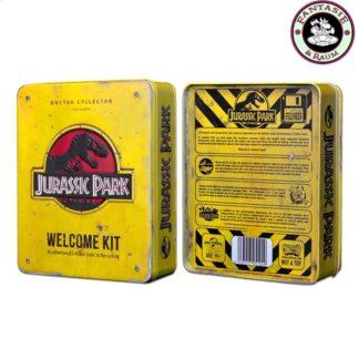Jurassic Park Welcome Kit