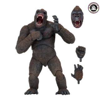 King Kong Actionfigur