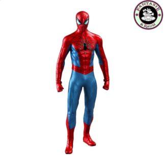Spider-Man Video Game Masterpiece Actionfigur (Spider Armor MK IV Suit)