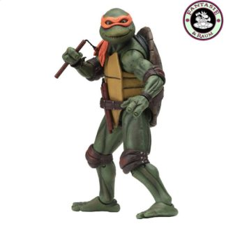 eenage Mutant Ninja Turtles Actionfigur Michelangelo