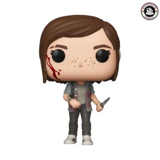 The Last Of Us Part II Ellie