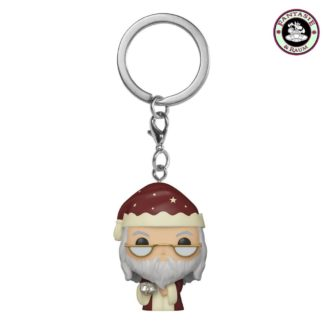 Keychains Holiday Albus Dumbledore
