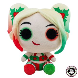 POP Plush DC Holiday - Holly Quinn