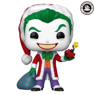 The Joker as Santa