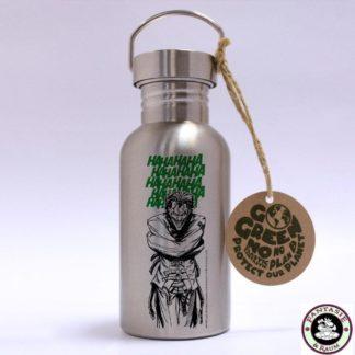 DC Comics Edelstahl-Trinkflasche Joker Laugh
