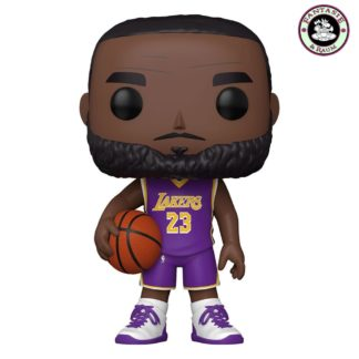 LeBron James (Purple Jersey)