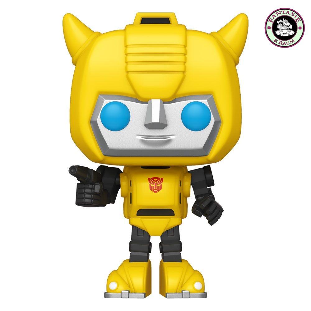 Bumblebee - Transformers Funko POP Fantasie und Raum