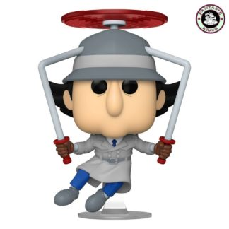 Inspector Gadget Flying