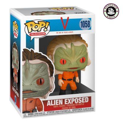 Exposed Alien