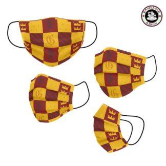 Harry Potter Stoffmaske Gryffindor