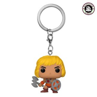 He-Man Keychain