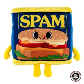 Plüschfigur Spam Can