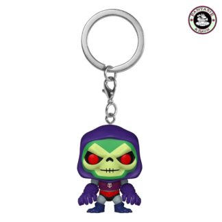 Skeletor with Terror Claws Keychain