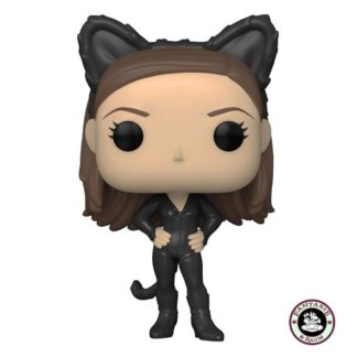 Monica as Catwoman