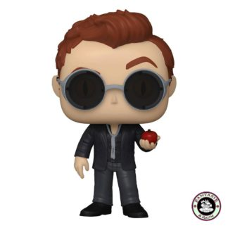 Crowley with Apple