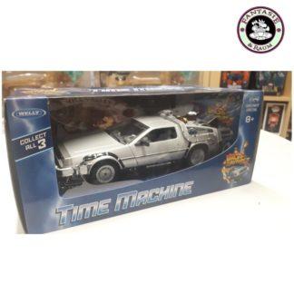 DeLorean Diecast Modell