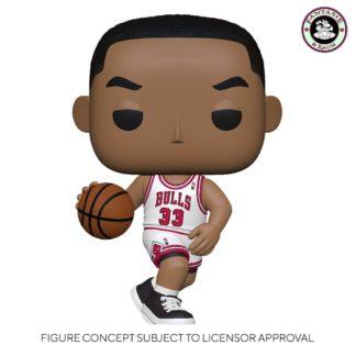 Scottie Pippen (Bulls Home)