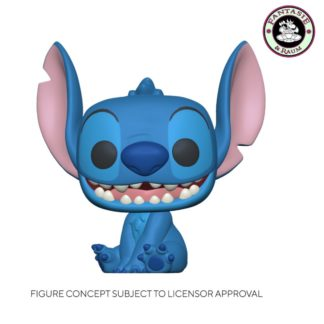 Smiling Seated Stitch