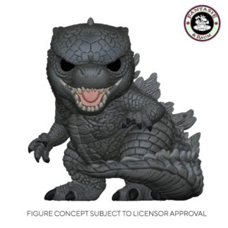 Super Sized Godzilla
