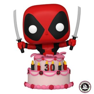 Deadpool in Cake