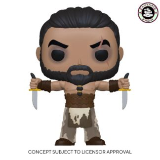 Khal Drogo with Daggers