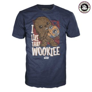 Like That Wookiee