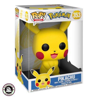 Pikachu Super Sized