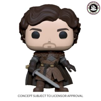 Robb Stark with Sword