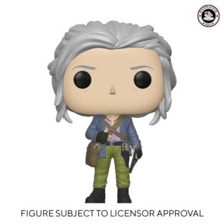 Carol with Bow & Arrow