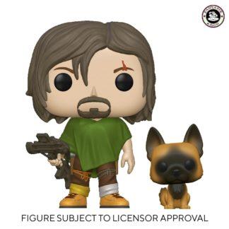 Daryl with Dog