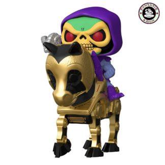 Skeletor with Night Stalker