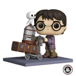 Harry Pushing Trolley